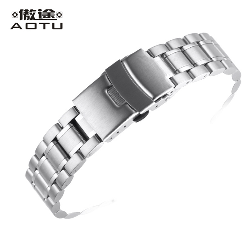 Stainless Steel Watch Straps For IWC/Tissot/Diesel Men Watch Band 22 24mm Mesh Watchbands For All Brand Male Clock Bracelet Belt 20mm men s canvas watchbands for tissot t095 10 colors watch strap for male nylon watch band for t095 bracelet belt watchstrap