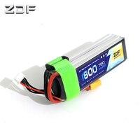 Best Deal Rechargeable Lipo Battery ZDF Power 14.8V 1800mAh 65C 4S Lipo Battery XT60 Plug