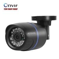 AZISHN 2.8mm breed IP Camera 1080 P 960 P 720 P ONVIF P2P Bewegingsdetectie RTSP e-mail alert XMEye 48 V POE CCTV Surveillance Outdoor