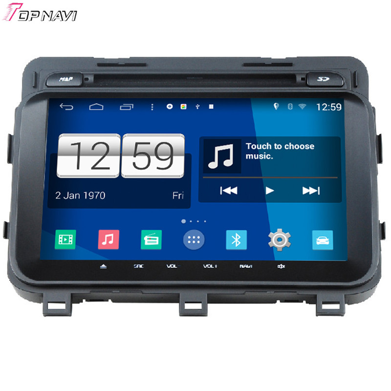 8'' Winca Quad Core S160 Android 4.4 Car DVD GPS For KIA Optima With Mirror Link Wifi BT Stereo Radio Multimedia Free Shipping
