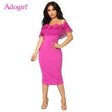 384fb15061fb8 Applique Flower Dresses Promotion-Shop for Promotional Applique ...