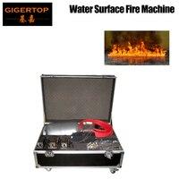Gigertop случай дороги обновления вода пожарная машина СНГ/газа пропан топлива/Бензобак включая безопасный стабильная работа 300 вт Мощность во