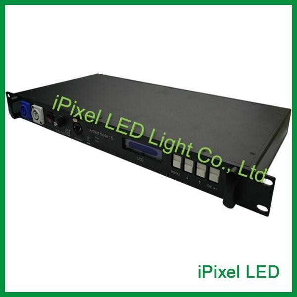 DMX 512 ArtNet пиксель rgb led tube программируемый контроллер
