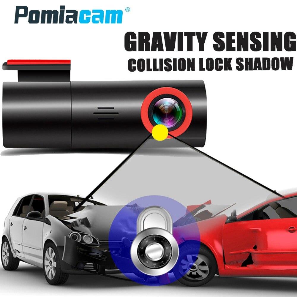 Q7 5pcs/lot Pro Dual Lens Dash Cam Car Camera Car DVR 1080P G-Sensor Loop Recording Night Version Car Video Recorder plusobd car recorder rearview mirror camera hd dvr for bmw x1 e90 e91 e87 e84 car black box 1080p with g sensor loop recording