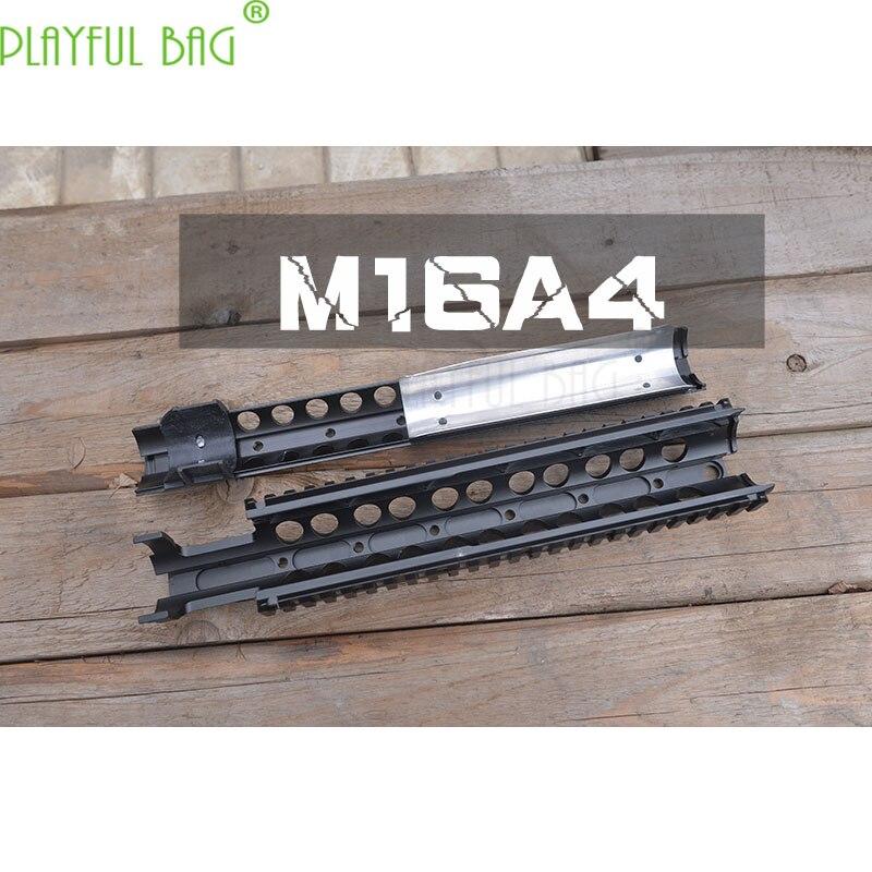 Outdoor Activity CS M16A4 Upgrade Material Fishbone TTM 5.56mm Casing Toy Water Bullet Gun Modified Assembly OJ41