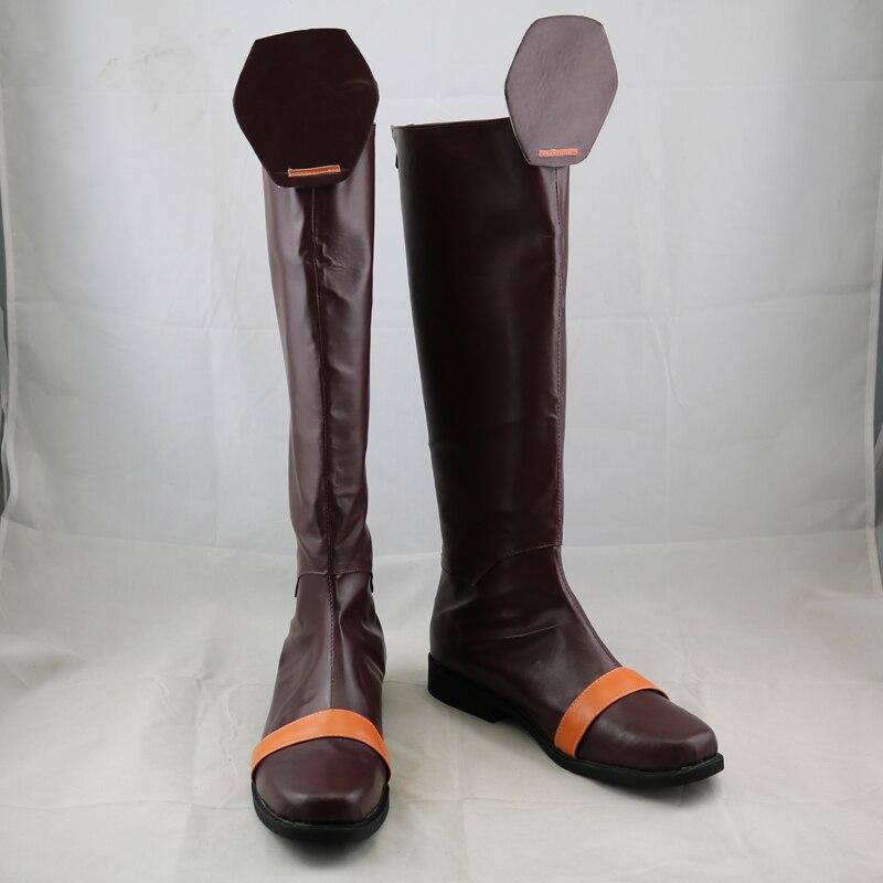 Star Wars Rebels Ezra Bridger Cosplay Shoes Boots Halloween Carnival Cosplay Costume Accessories