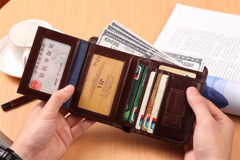 SD mälukaarditaskuga rahakotid