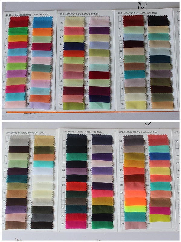 From Color Chart