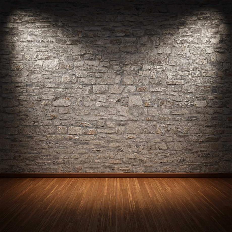 Vinyl Backdrop For Photography Digital Printed Brick Wall