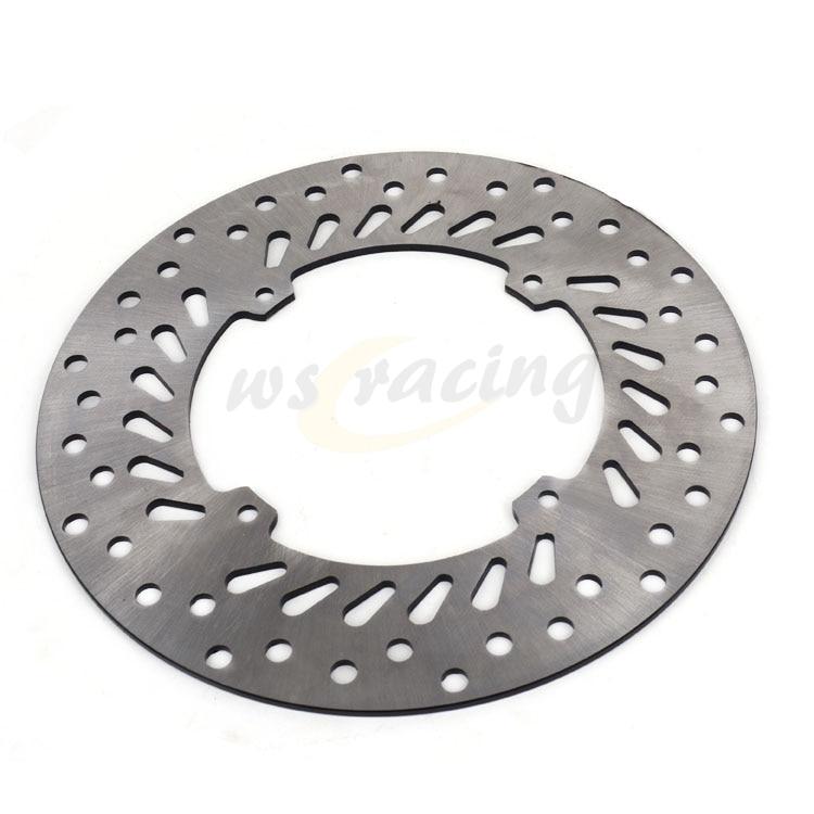 Outer Diameter 240MM Stainless Steel Rear Brake Disc Rotor For HONDA CR250R CR500R CRF150F CRF230F CRM250 SL230 SL250 XL250 l r pillion foot peg for honda c70 ct90 cb125 cb200 cg110 cg125 jx110 jx125 xl250 xl350
