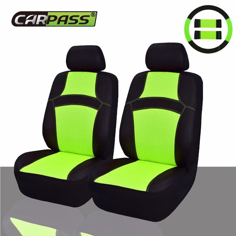 Car-pass Nuevo diseño Sandwich Fundas de asiento de coche - Accesorios de interior de coche - foto 4