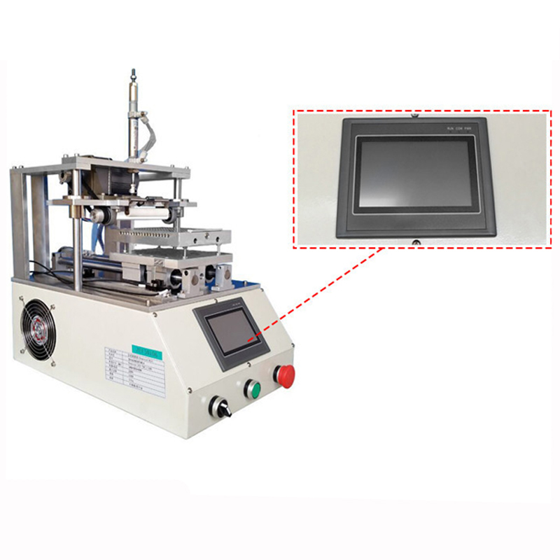 Automatic Glue Remover Machine LOCA Touch Screen OCA Adhesive Clean Device for Mobile Phone Glass Glue Remove Machine 50pcs 250um oca optical clear adhesive mobile phone oca glue touch glass lens film with easy tear sticker suitable lcd repair