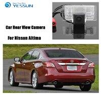 Otomobiller ve Motosikletler'ten Araç Kamerası'de YESSUN Otopark geri görüş kamerası Nissan Altima Için Geri Park Kamera Dikiz Kamera HD CCD Gece Görüş