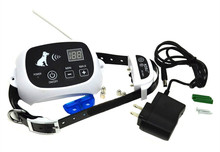 Remote Control Electronic Pet Dog Fencing Collar Rechargeable And Waterproof