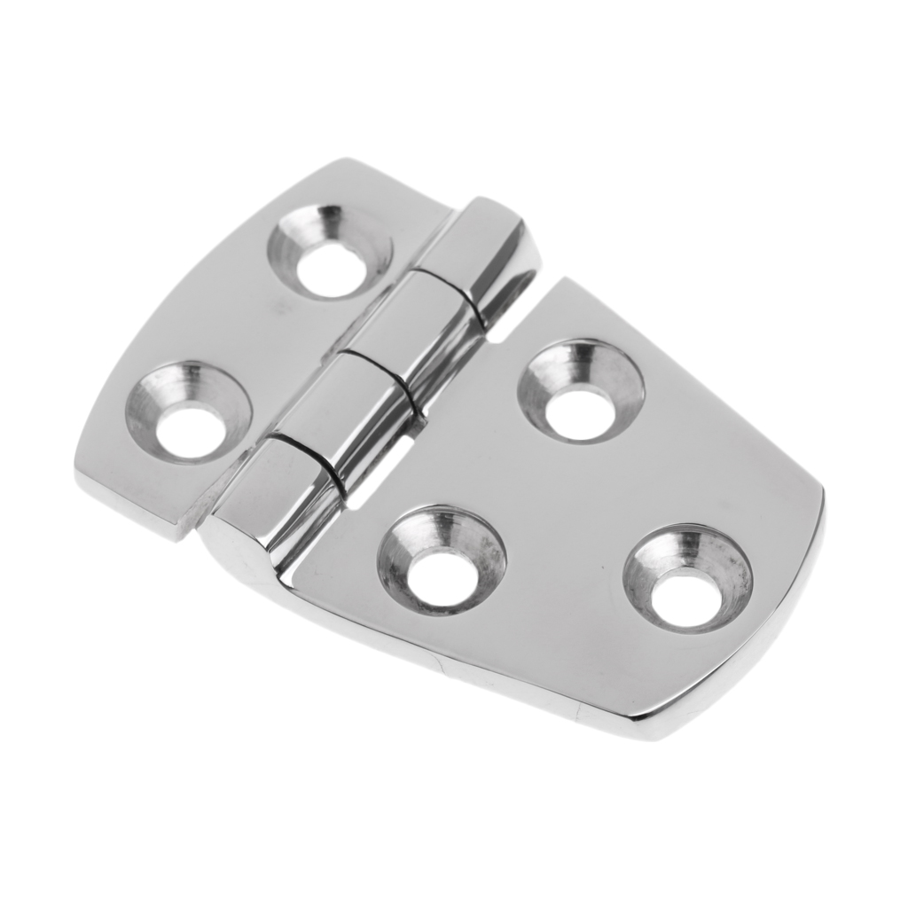 Image 3 - Strong Durable Marine 316 Stainless Steel Boat Door Hinge 2.24' x 1.5'-in Marine Hardware from Automobiles & Motorcycles