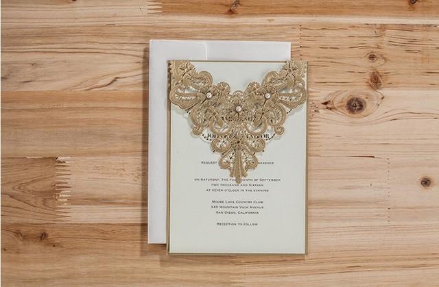 wedding invitation card bride dress wedding cards cw5239 include