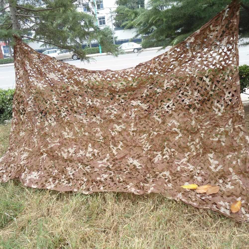 VILEAD 7 M Rede de Camuflagem Deserto Camo Net para praia sombra dossel lona camping tenda canopy partido decoração bar decoração