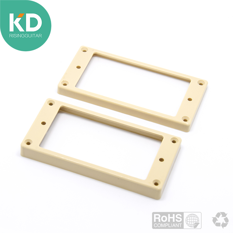 2 PC per set pickup frame for Neck and Bridge humbucker for EP guitar accessary parts