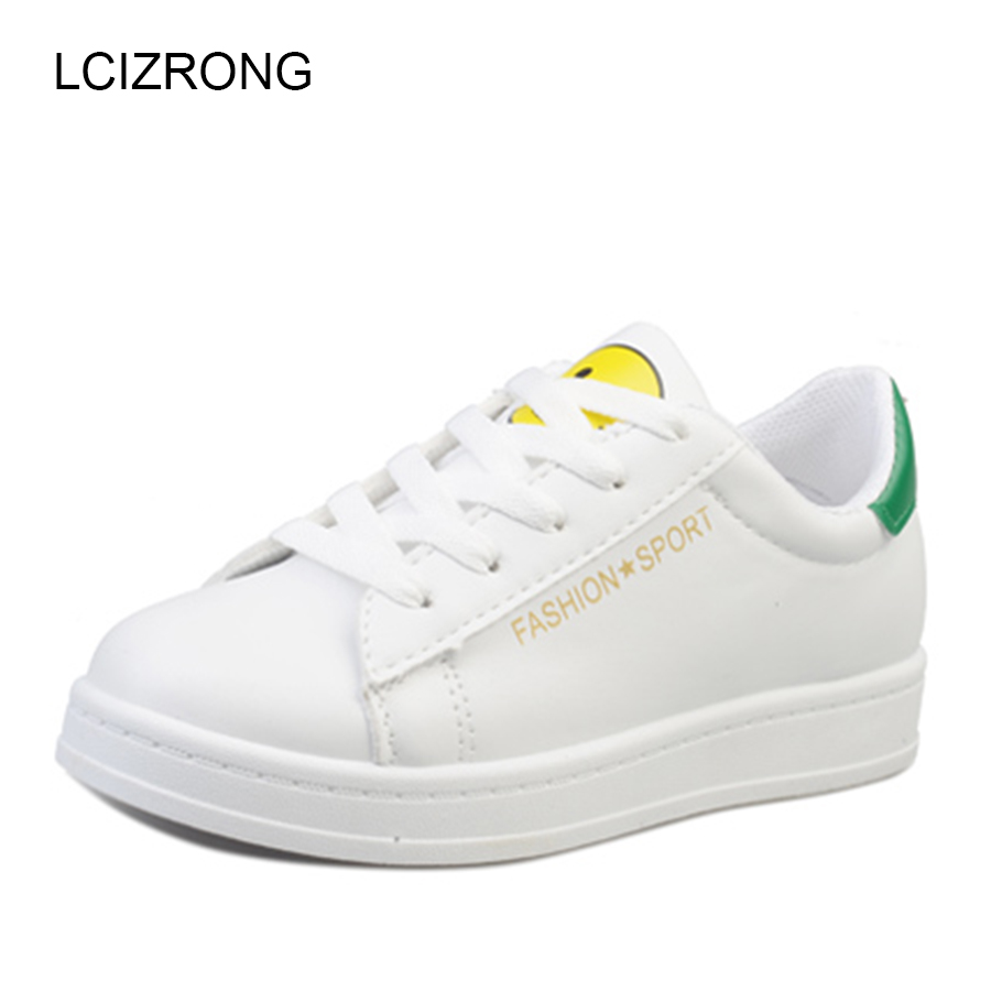 LCIZRONG White Cartoon Women Shoes Casual Solid Flat Shoes Woman Non-slip Girl Classic Cheap 35-40 Size Spring Shoes Breathable topsell 2017 men women 3 casual shoes black red white solomons runs breathable shoes free shipping size 40 46 speedcros