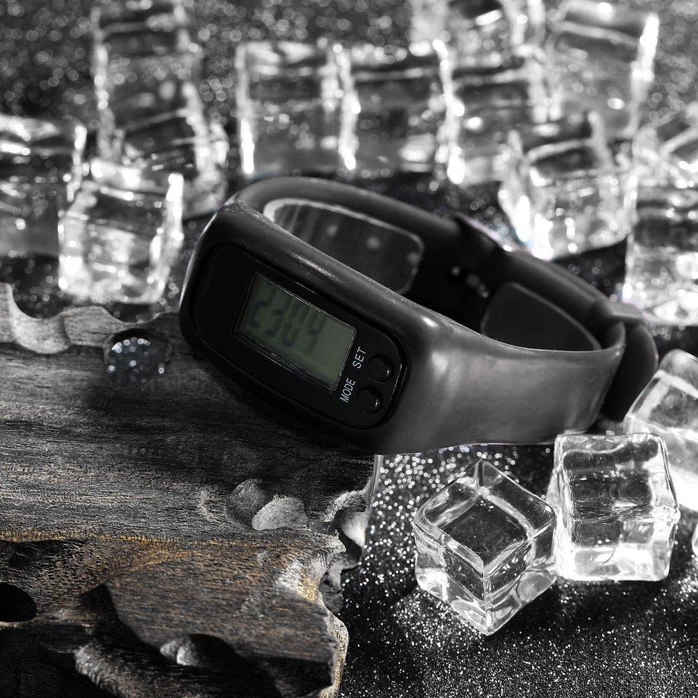 Multifunctional Smart Bracelet Wrist Watch Sports Fitness Tracker Pedometer