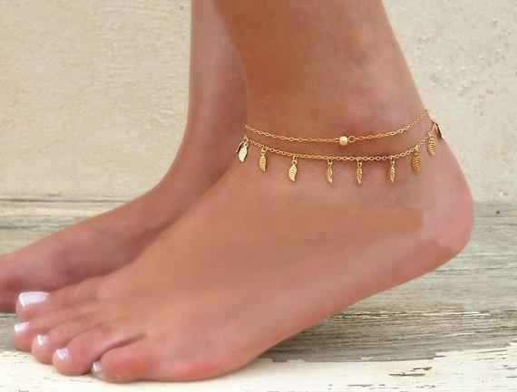 geekoplanet.com - Summer Beach Anklet