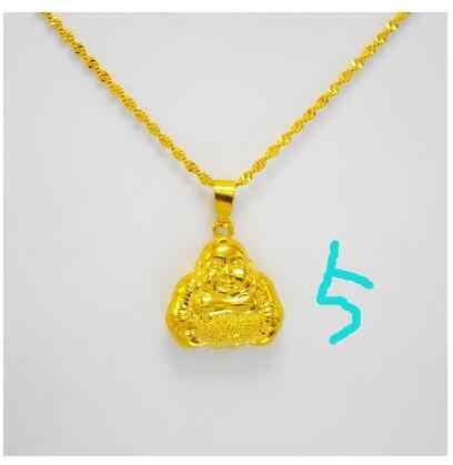 221 ZHAOเลือกสไตล์สร้อยคอจี้หญิงแฟชั่นC Lavicularโซ่ทองเหลืองเครื่องประดับของขวัญวันเกิด