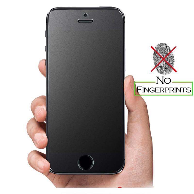 No Fingerprint Premium Tempered Glass Screen Protector for