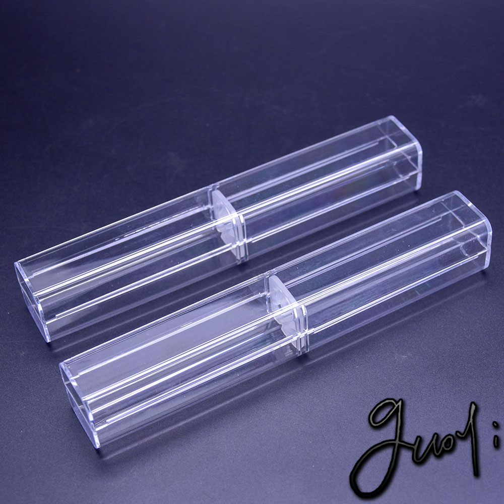 Guoyi D05 new transparent Pen Box Office learning school culture Gift box. It can accomm ...