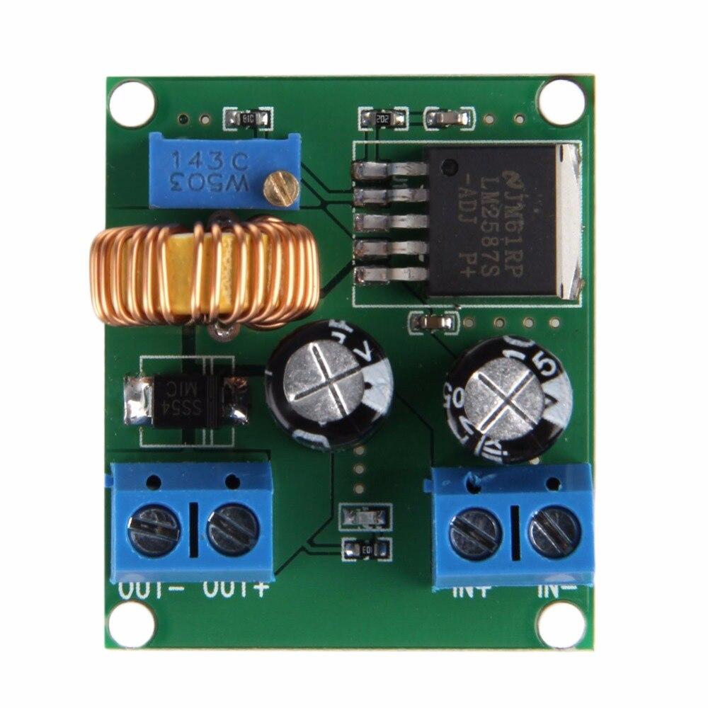 2018   3 5 12 V To 19 24 30 36 V  DC-DC Pulse Step Up Power Module Adjustable VoltageSEP21_20