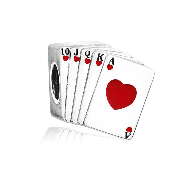 Poker charm playing blackjack by the book