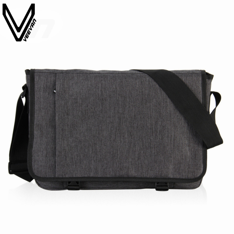 VEEVANV Brand 2017 Messenger Bags for Men Fashion Canvas Business Laptop Case Office Shoulder Bag for Men Casual Crossbody Bags osoce men bag sling shoulder bag business casual canvas korean brief bags street office bag green blue gray s1 s2
