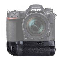 Eachshot mb-d17 reemplazo empuñadura con batería para nikon d500 digital slr cámaras trabaja con en-el15 como el mk-d500