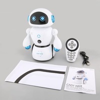 JJR/C R6 RC Robot Music Dance Smart Programmable Line following Maze solving CADY WIGI Intelligent Remote Control Robot Toys