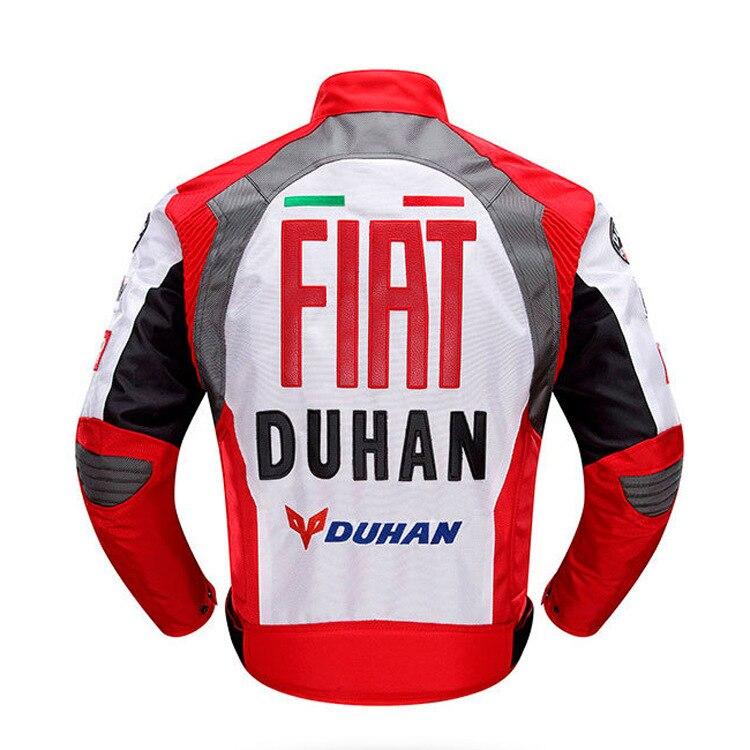 Costume de course de moto Anti chute coupe-vent costume FIAT Cross Country moto vêtements d'équitation pour hommes taille M-XXL - 3