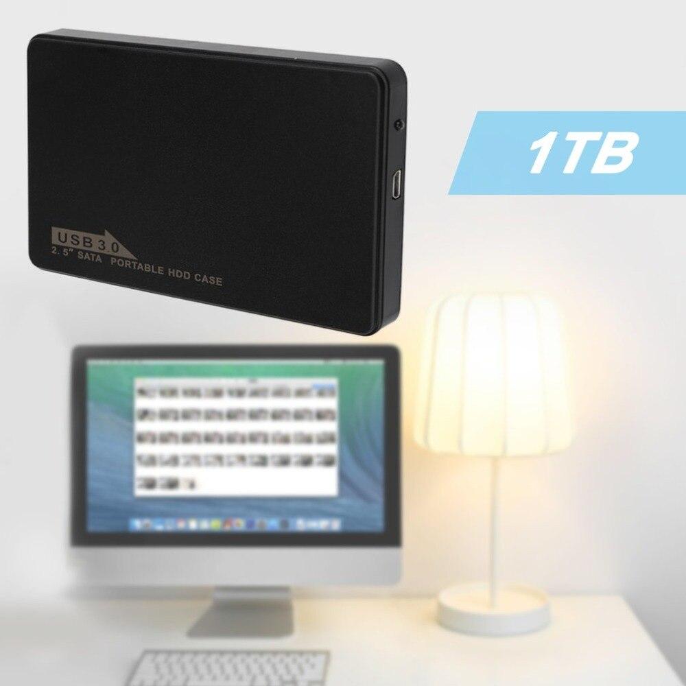 2.5 Pouces SATA HDD Cas Portable Taille USB3.0 Neutre Mécanique Solid State Disque Dur Boîtier Externe Disque Dur