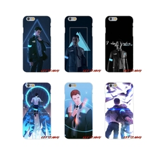 For Samsung Galaxy A3 A5 A7 J1 J2 J3 J5 J7 2015 2016 2017 Accessories Phone Cases Covers Detroit Become Human