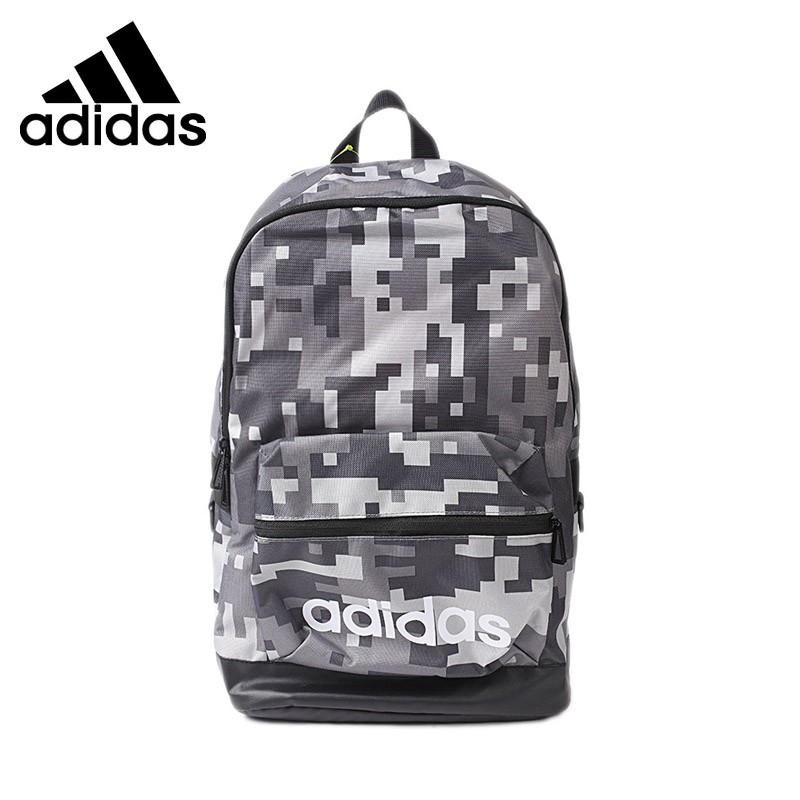 Original New Arrival 2017 Adidas NEO Label BP AOP DAILY Unisex Backpacks Sports Bags adidas original new arrival official neo women s knitted pants breathable elatstic waist sportswear bs4904