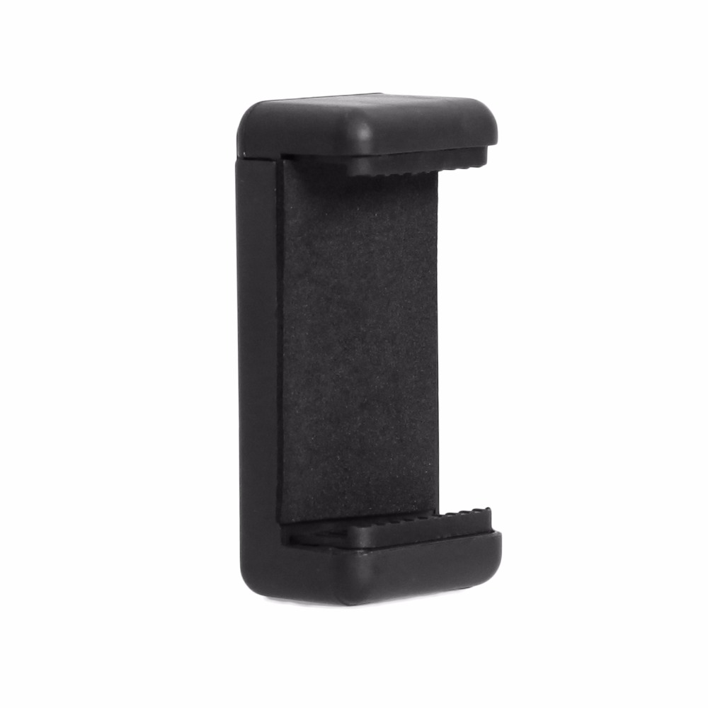 Universal Smartphone Holder Clip Mount Bracket Stands Selfie Stick For Tripod E-type Extendable Holder (1)
