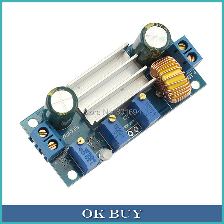 50 Pcs/Lot DC-DC Buck Converter 4.5-30V to 0.8-30V Constant Voltage Constant Current LED Driver Power Supply Module