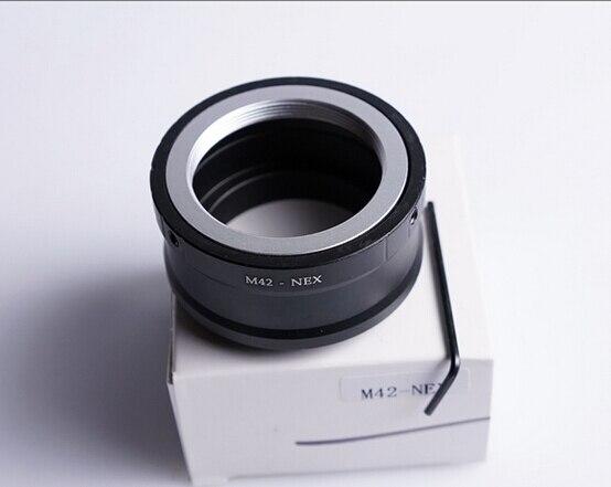 10 шт. M42-NEX переходное Кольцо Объектива Для m42 Объектив SONY NEX E Mount тела N NEX3 NEX5 NEX7 NEX-C3 NEX-F3 NEX-5R NEX6 a6000