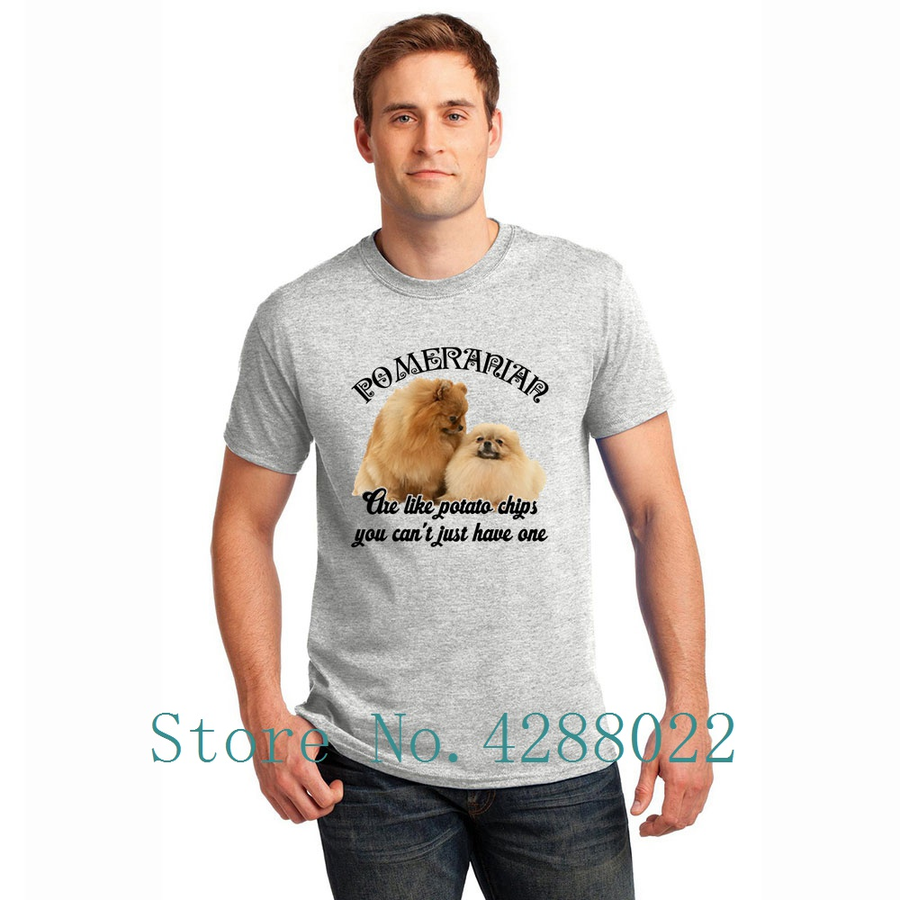 Tops & Tees T-shirts Clever Pomeranian Dog T-shirt Short Sleeve Novelty Crazy Mens T Shirt Unisex Camisetas Plus Size 3xl Hilarious Hiphop Tops
