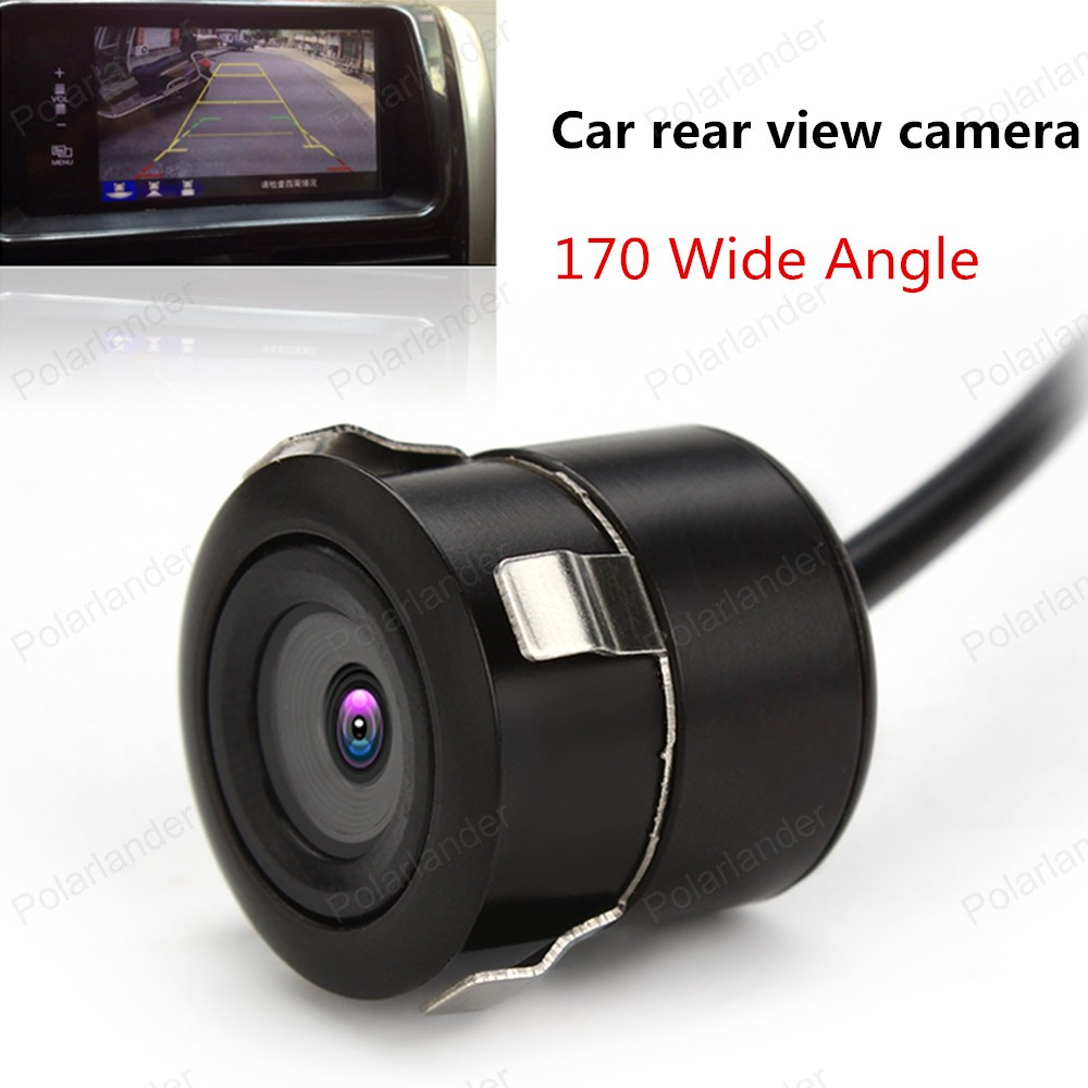 Waterproof CCD//HD 360 Degree Car Rear View Camera Parking Cam Night Vision PAL