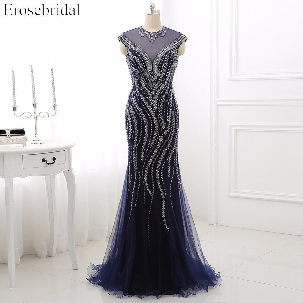 सुरुचिपूर्ण बीडिंग शाम - विशेष अवसरों के लिए ड्रेस