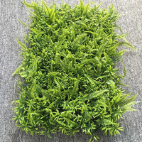 Simulation landscape lawn plant wall grass wall rich assorted integrated plastic Background Wall Decoration AP11