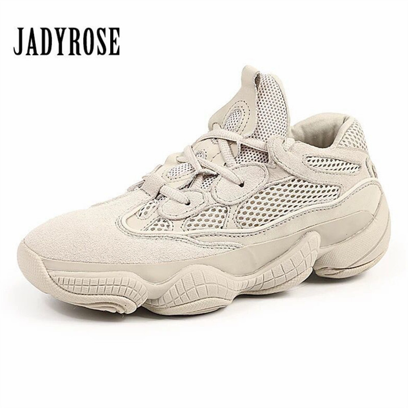 Jady Rose Women Sneakers Breathable Lace Up Flat Shoes Woman Platform Creepers Female Casual Flats Ladies Tenis Feminino women wedge platform flat shoes 2015 ladies harajuku lace up floral creepers flats female mujeres plataforma zapatos a9563