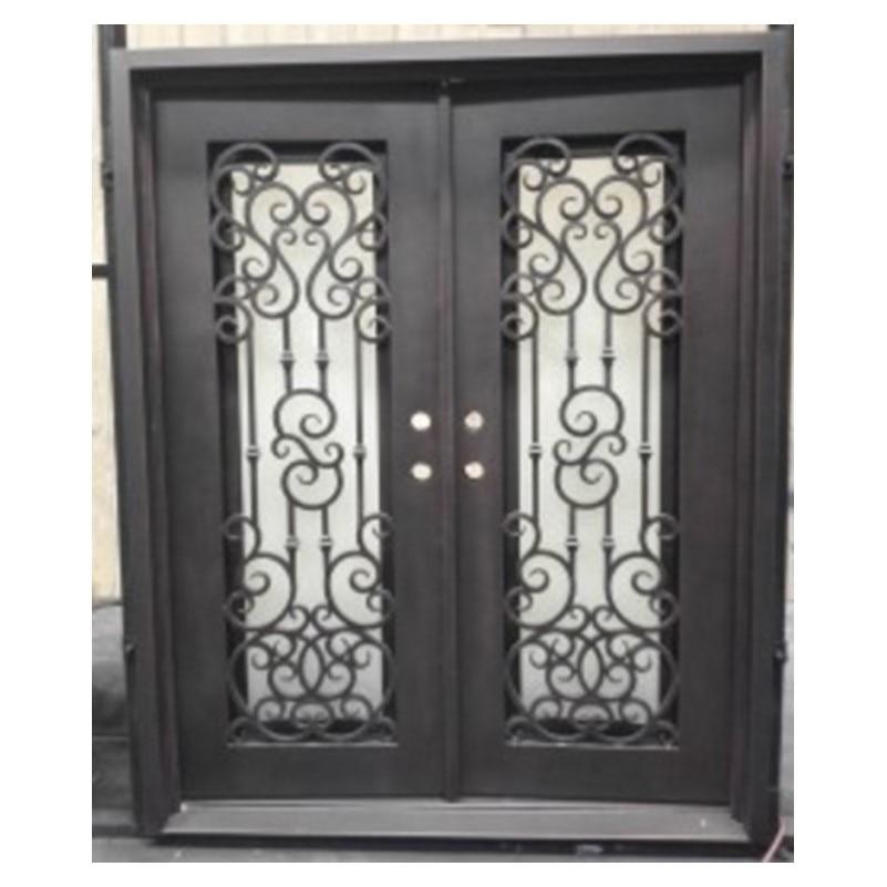 Hench Double Iron Doors