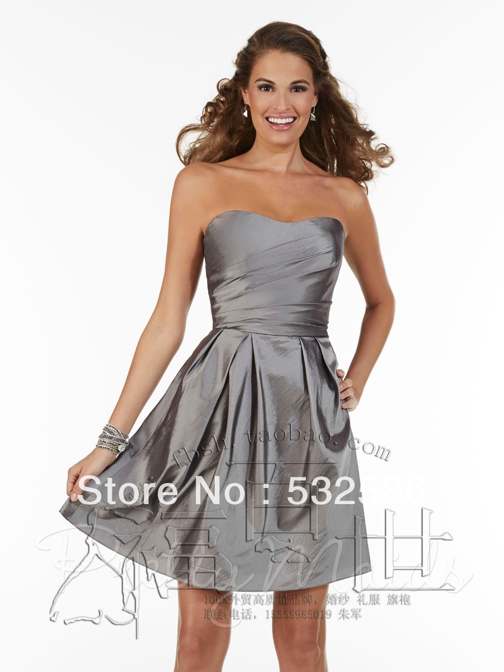 Mint bridesmaid dress short strapless dress with side gathered mint bridesmaid dress short strapless dress with side gathered bodice and box pleated in bridesmaid dresses from weddings events on aliexpress ombrellifo Choice Image