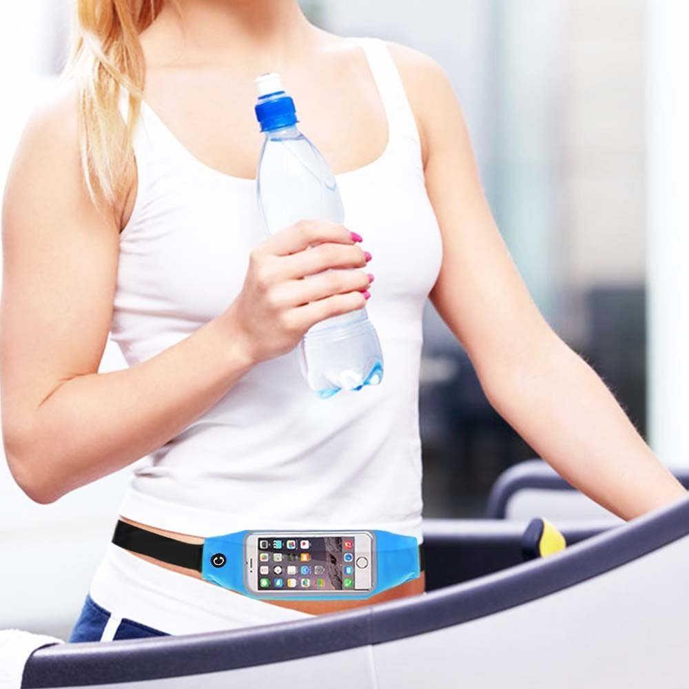 Водонепроницаемый спортивный чехол для бега для iphone 11 Xs Max XR X 8 4 4S 5 5S 6 6s 7 7s plus Pro Чехол Для Телефона