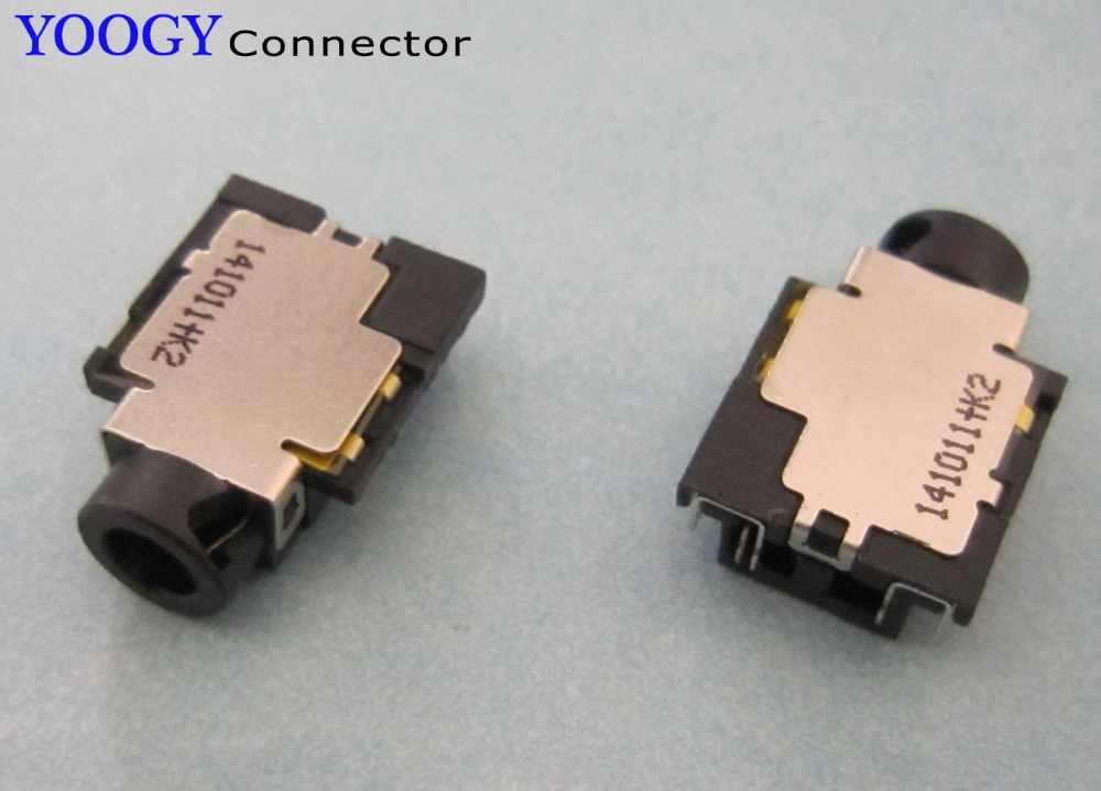 1 יחידות מחשב נייד אודיו ג 'ק הנמל שיתאים עבור Dell 17-3737 15-1547 לוח האם סדרת 11.6 CB1C13S Chromebook שקע אודיו