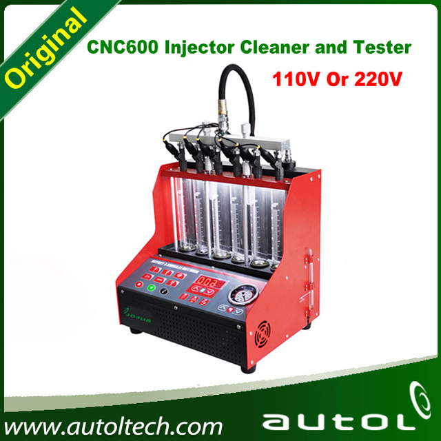 US $514 99 |CNC600 Injector Cleaner And Tester CNC 600 fuel injector  cleaner and analyzer CNC 600 With DHL Free Shipping-in Car Diagnostic  Cables &